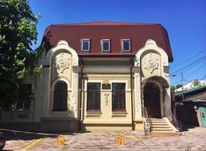 Особняк 1913 года в Краснодаре превратили в театр-музей