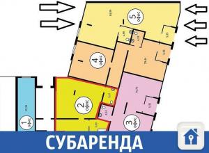 Место для бизнеса в хорошем месте Краснодара