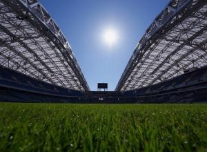 До сдачи стадиона «Фишт» в Сочи осталось меньше месяца