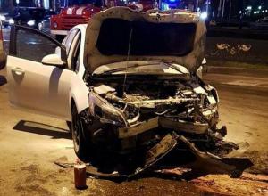 «Это вам не автодром»: серьезная авария произошла в Краснодаре