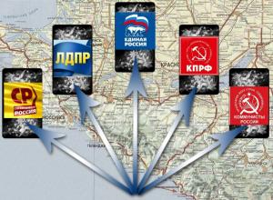 «Кто пройдет в ЗСК?»:  прогноз экспертов по выборам на Кубани