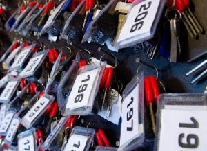Дольщики нового дома в ЖК «Губернский» получили ключи от квартир раньше срока