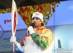 Олимпийский огонь в Челябинске пронесут на верблюде