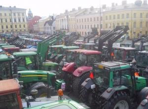 Фермеры Кубани все же поедут в Москву на тракторах