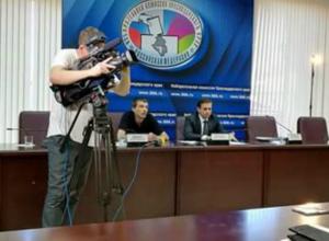 Журналист «Блокнота Краснодар» во время прямой линии с ЦИК рассказал о выборах на Кубани