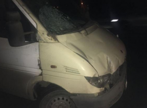 Под Краснодаром 21-летний водитель на бронеавто задавил пешехода