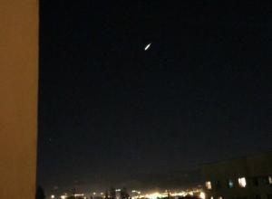 Астрономы рассказали, что горящий шар над Кубанью мог быть спутником