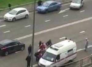 Школьница впала в кому, попав под иномарку в Краснодаре