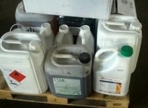 Агроном из Тбилисского района украл химикаты