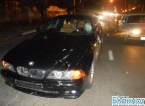 В Краснодаре водитель иномарки сбил пешехода