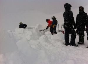 В горах Сочи разыскивают сноубордиста из Москвы