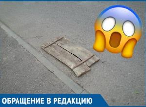 «Бич Краснодара»: ливневки без решеток не дают покоя жителям краевой столицы