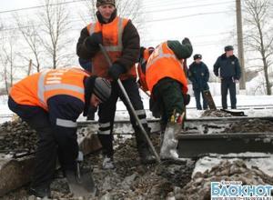 Лазаревское: камнепад привел к сходу локомотива