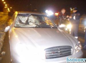 Новокубанский район: при столкновении автомобилей погиб человек