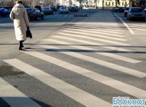 В Тимашевске водитель сбил пешехода и скрылся с места ДТП