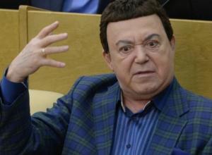 Кобзон резко ответил журналистам о нашумевшей свадьбе дочери «золотой» судьи из Краснодара