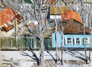 В Краснодаре открылась выставка художников Краснодарского края