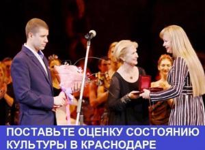 Стесненные условия и нехватка финансирования стали главной «культурной» проблемой в Краснодаре: Итоги 2016 года