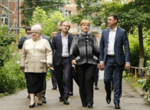 Мэр Краснодара узнал, на что тратят деньги плательщиков за капремонт