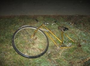 На Кубани пьяный водитель сбил велосипедиста