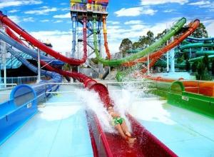 В Краснодаре построят аквапарк за 2 млрд рублей