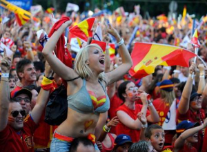 Футбольная сборная Испании устроит для краснодарских болельщиков праздник