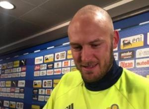 Капитан «Краснодара» Гранквист полысел из-за участия Швеции в чемпионате мира по футболу