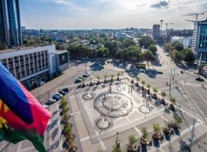 Краснодарская администрация установила цену аренды, по которой будет снимать для себя офисы