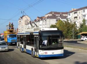 Новая троллейбусная линия довезет краснодарцев до Домбайской