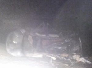 Машину по всей дороге кусками разнесло, - очевидцы о страшном ДТП на Кубани