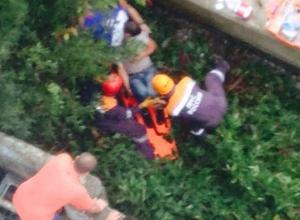 В Сочи произошло очередное самоубийство на Светлановском мосту