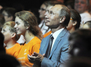 Дмитрий Песков заявил, что приезд Путина в Сочи не связан с предвыборной программой