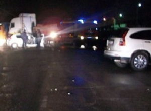 В Краснодарском крае в аварии пострадали три женщины