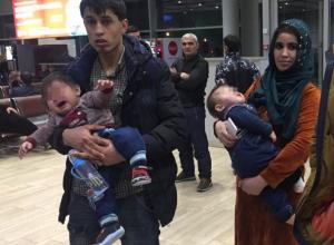 Почти сутки без горячей еды и питья провели люди в краснодарском аэропорту