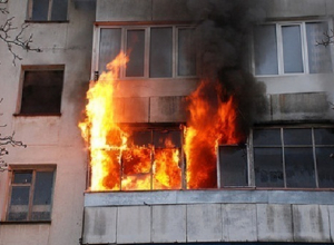 Жительница Новороссийска погибла в пожаре