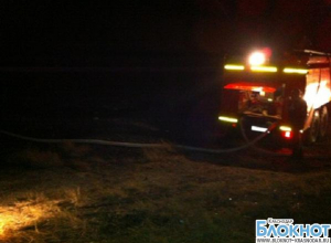 В Геленджике на горе Дооб загорелась лесная подстилка