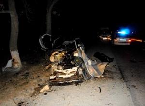 В Новороссийске в аварии погибли два человека