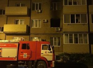В Краснодаре из-за пожара в многоэтажном доме эвакуировали 100 человек