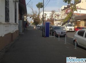 В Краснодаре местные власти «разгружают» дорожную сеть за счет автолюбителей