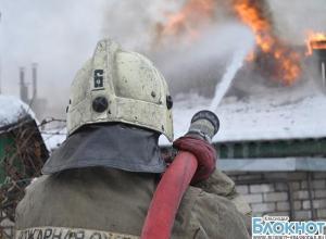 В Приморско-Ахтарском районе в доме сгорел чердак