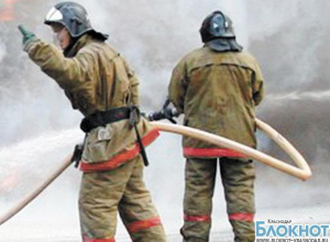 Калининский район: из-за непотушенной сигареты погиб пожилой мужчина