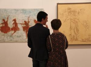 В Краснодаре представили 60 лучших работ современного искусства
