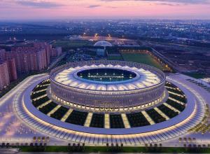 ФК «Краснодар» рассказал, сколько зрителей посетило стадион за два года