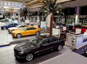 Продажи новых легковых автомобилей на Кубани выросли