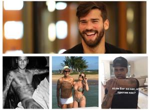 5 самых привлекательных и сексуальных игроков сборной Бразилии
