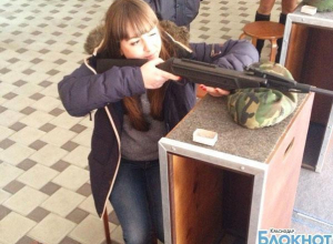 В Краснодаре стартовал конкурс «Краса в погонах»