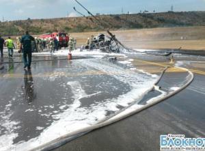 В аэропорту Геленджика отменили три рейса из-за крушения вертолета