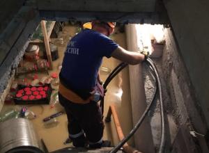 Спасатели Сочи из-за сошедшего селя эвакуировали 18 человек