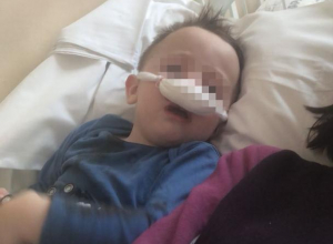 Две операции за сутки перенес двухлетний краснодарец: мать обвиняет в халатности частную клинику