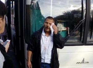 В Сочи водитель легковушки побил маршрутчика